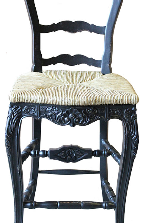 C.FR.26.1.B - Country French Counter Stool