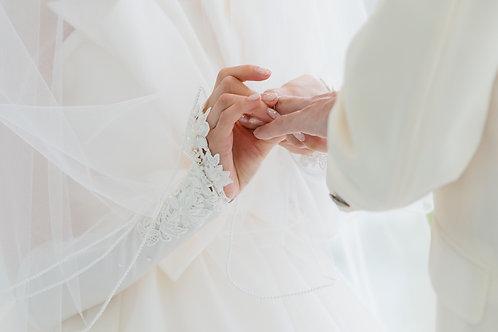 結婚指輪の購入時期について
