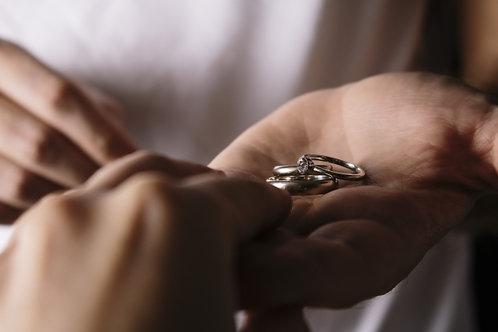婚約指輪・結婚指輪の違いについて
