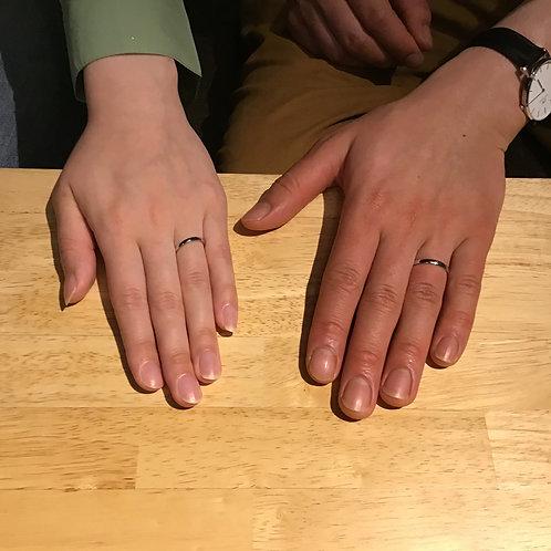 すてきな指輪を