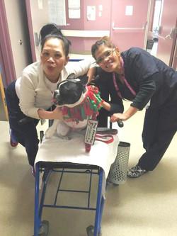 Love from nurses
