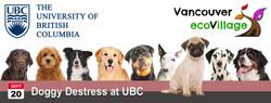 Doggy Destress at UBC