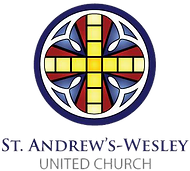 Logo of St. Andrew's Wesley - Unied Church