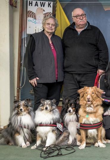 Stanley Coren & Barbara Merkley
