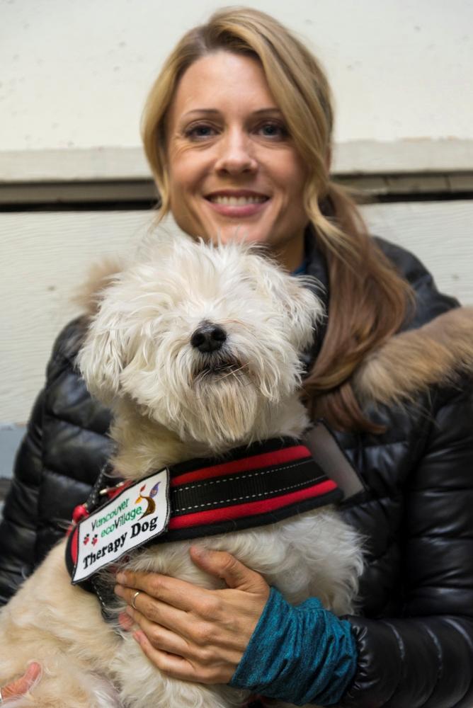 Blind Dog FURGEL (Terrier)