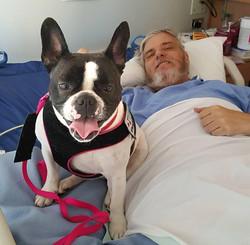 Heart patient Dave Cole