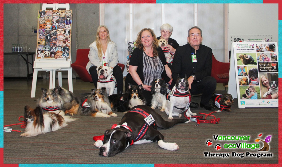 THERAPY DOG GROUP