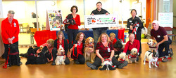 Our Therapy Dog Team