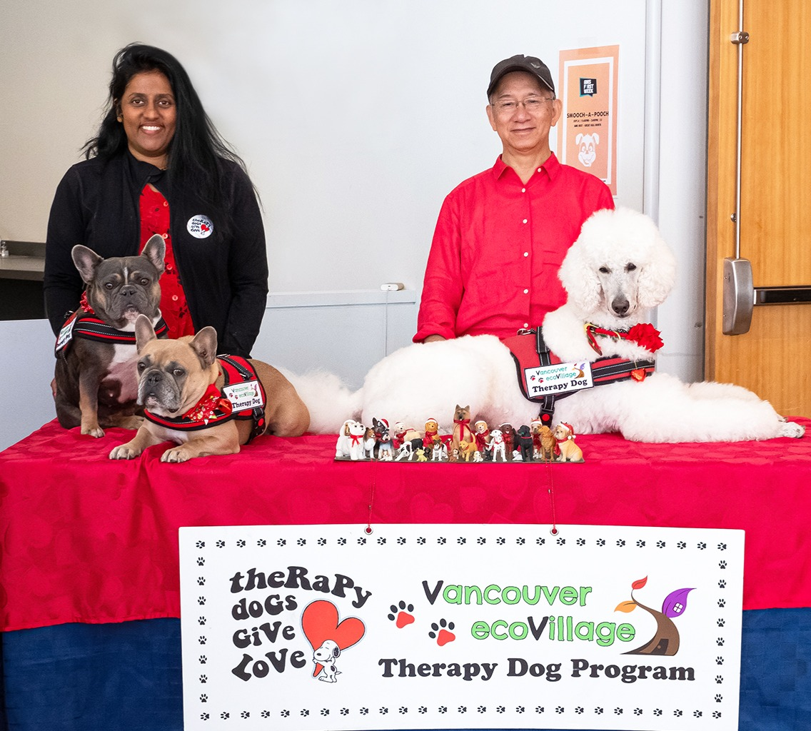 Therapy Dog Team 💞