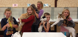 Children and Prized Pets