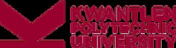 Logo of KPU - Kwant en Polytechnic University