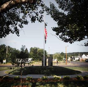 Memorial Park Veterans Memorial