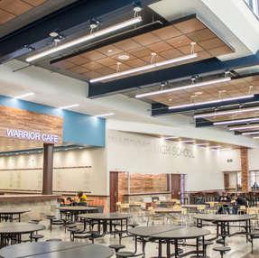 Warroad High School & Early Learners Center