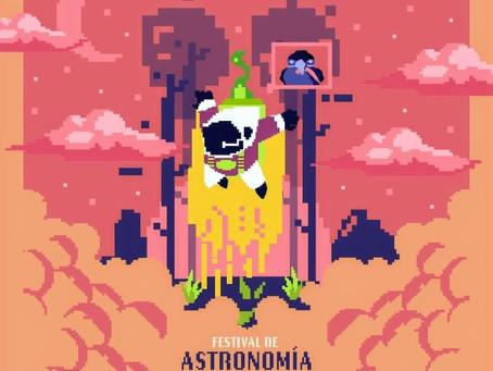Primer Festival de Astronomía Digital en Colombia