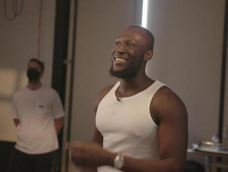 UK rapper Stormzy gets a waxwork in Madame Tussauds