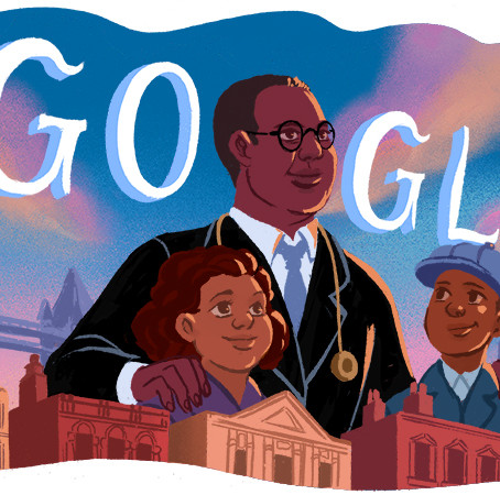Google Doodle celebrates Dr Harold Moody