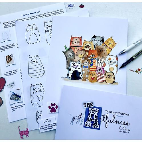 The Artfulness Box Cat Edition