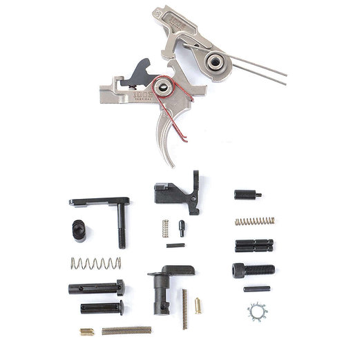 AT3™ 2-Stage Lower Parts Kit with 1005 Tactical Nickel Boron Trigger
