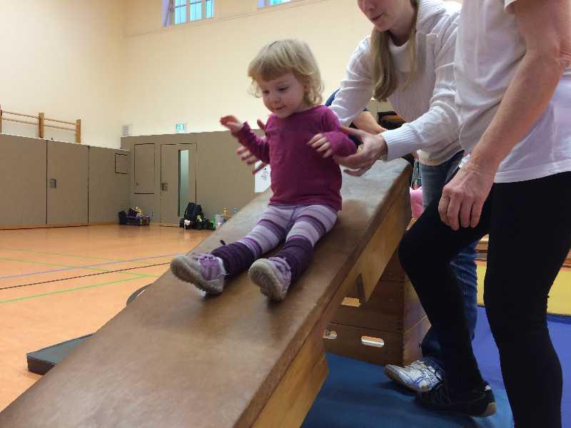 Kinderturnen Chemnitz