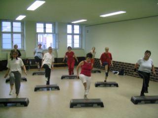 Aerobic Stepp Chemnitz
