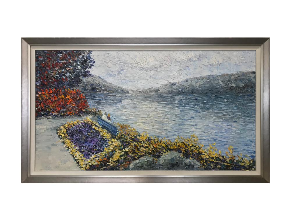 Serene Lake Geneva