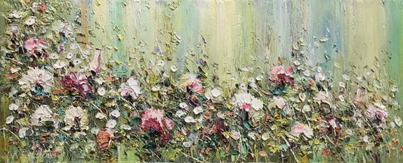 Floral Radiance III