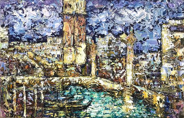 Venice at Night II