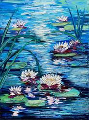 Moonlight Lilies