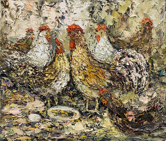 Homely Hens