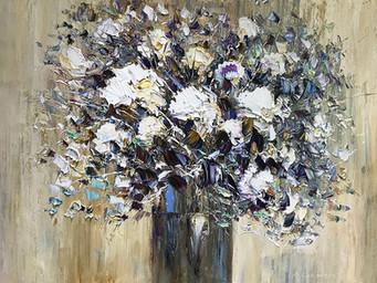 Blushing Bouquet III