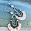 Thumbnail: Silver Moonstone Earrings