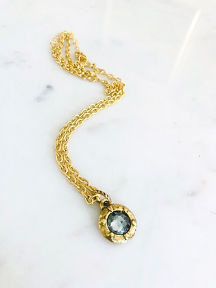 Swarovski  Black Diamond Necklace