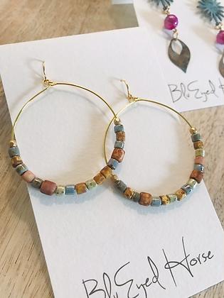 Desert Dusk Earrings