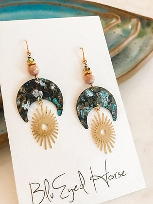 Desert Sun Earrings