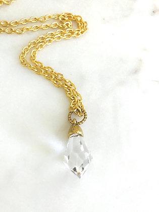 Swarovski Prism Necklace