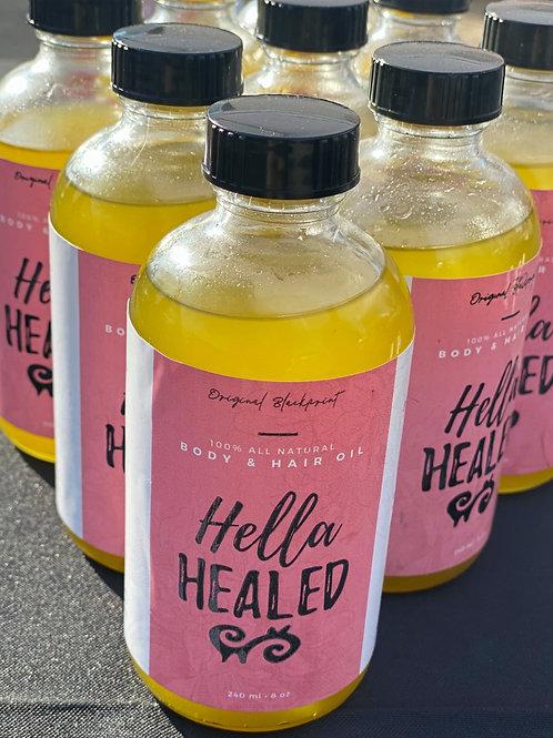 Body & Hair Oil