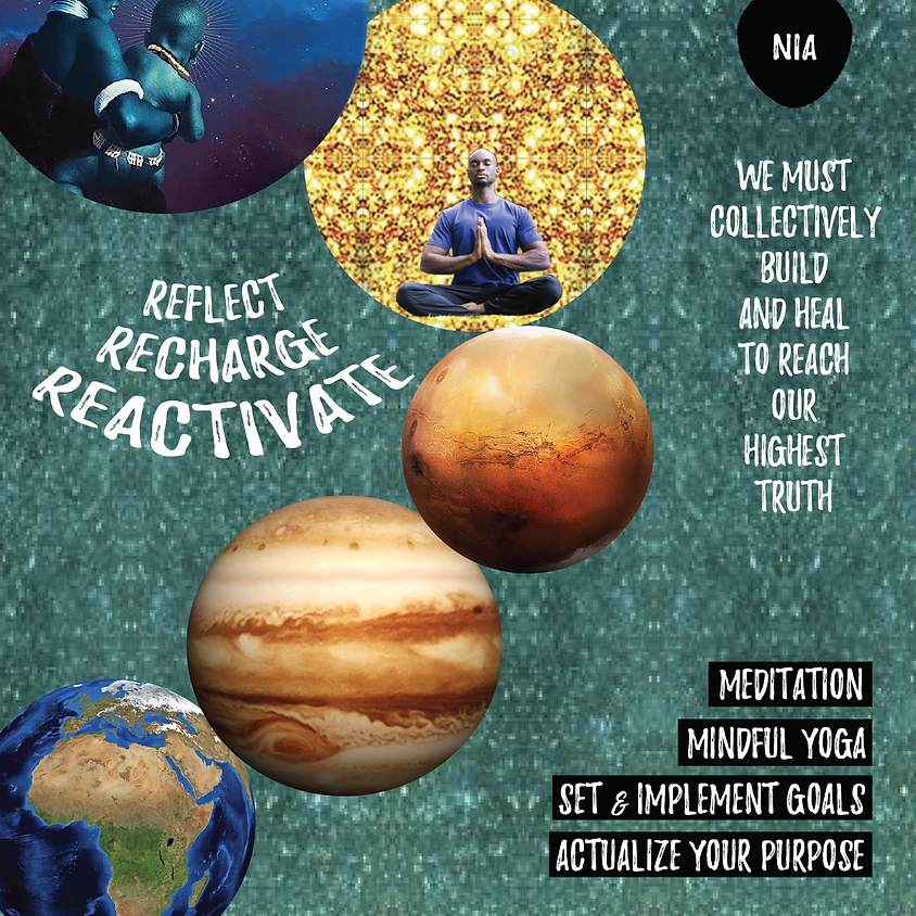 Hella Healed: Reflect. Recharge. Reactivate.