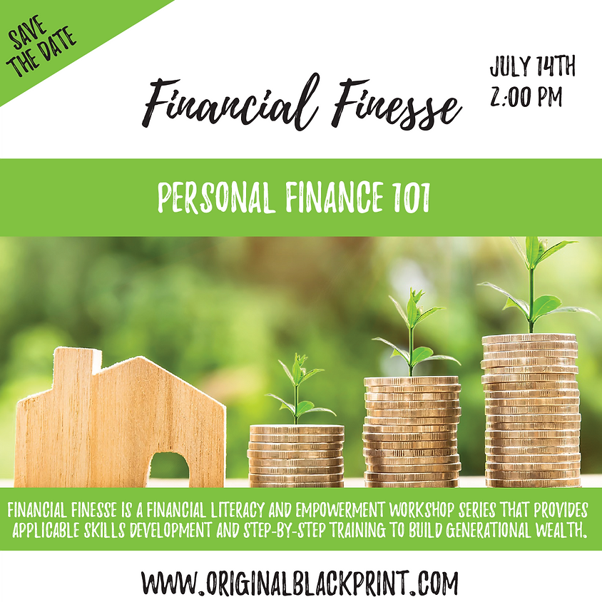 Financial Finesse, Vol. 1 Personal Finance 101