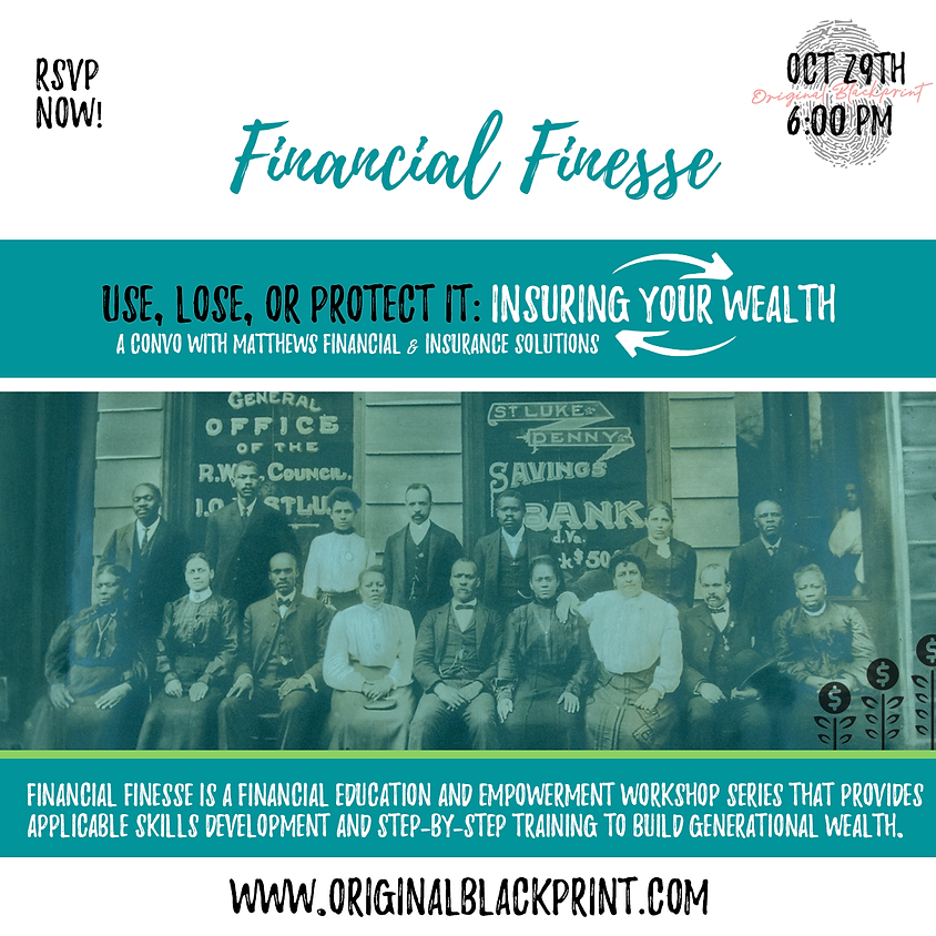 Financial Finesse   Use, Lose, or Protect It: Insuring Your Wealth
