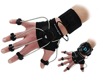 Exo-Gloves - Affordable, Accurate & Fast Installing Motion Capture Gloves - Find Out More