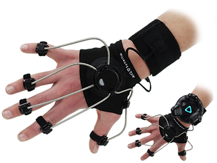 Exo-Glove, The Glove-less Gloves That Free Users Fingers During Mocap With Rings Instead Of Cloth - Find Out More