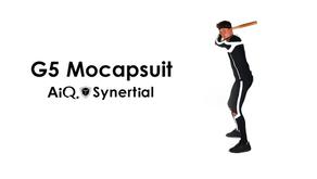 AiQS G5 Mocapsuit 2021 - The Motion Capture Suit for Animation, Sports and Bio-mechanics