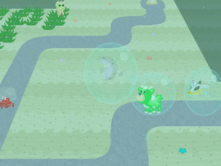 New Biome: Underwater! + Abomi Spotlight: Venessie!