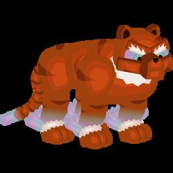 098 - Tigryst (Earth)