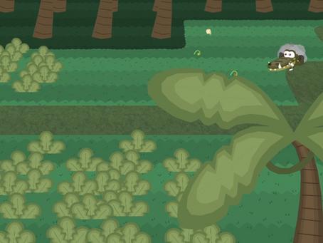 New Biome: Jungle! + Abomi Spotlight: Giraffodil!
