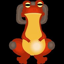 043 - Lamphibian (Fire-Water)