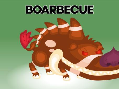Abomi Spotlight: Boarbecue!
