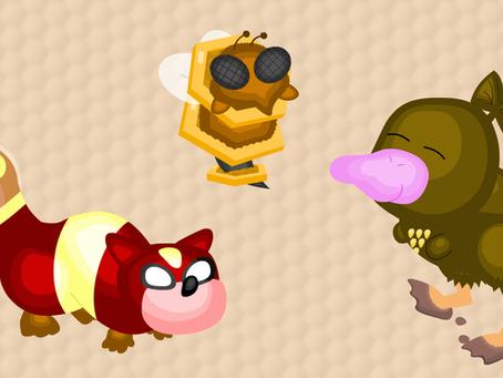 Abomi Spotlight: Kebeeb, Beacoon, & Grounduck!