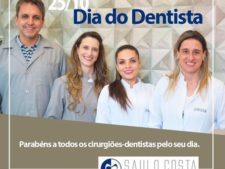 Parabéns a todos os dentistas!