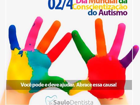 Dia da Conscientização do Autismo
